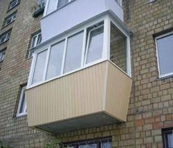 остекление балконов в Ульяновске