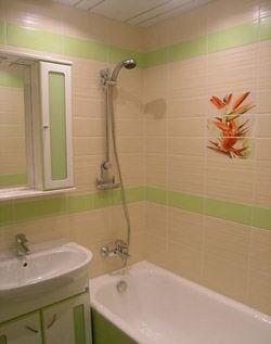 Ремонт ванной в Ульяновске