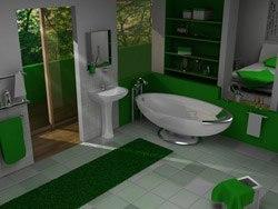 Ремонт ванной комнаты в Ульяновске